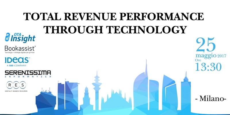 Total Revenue Performance Through Technology