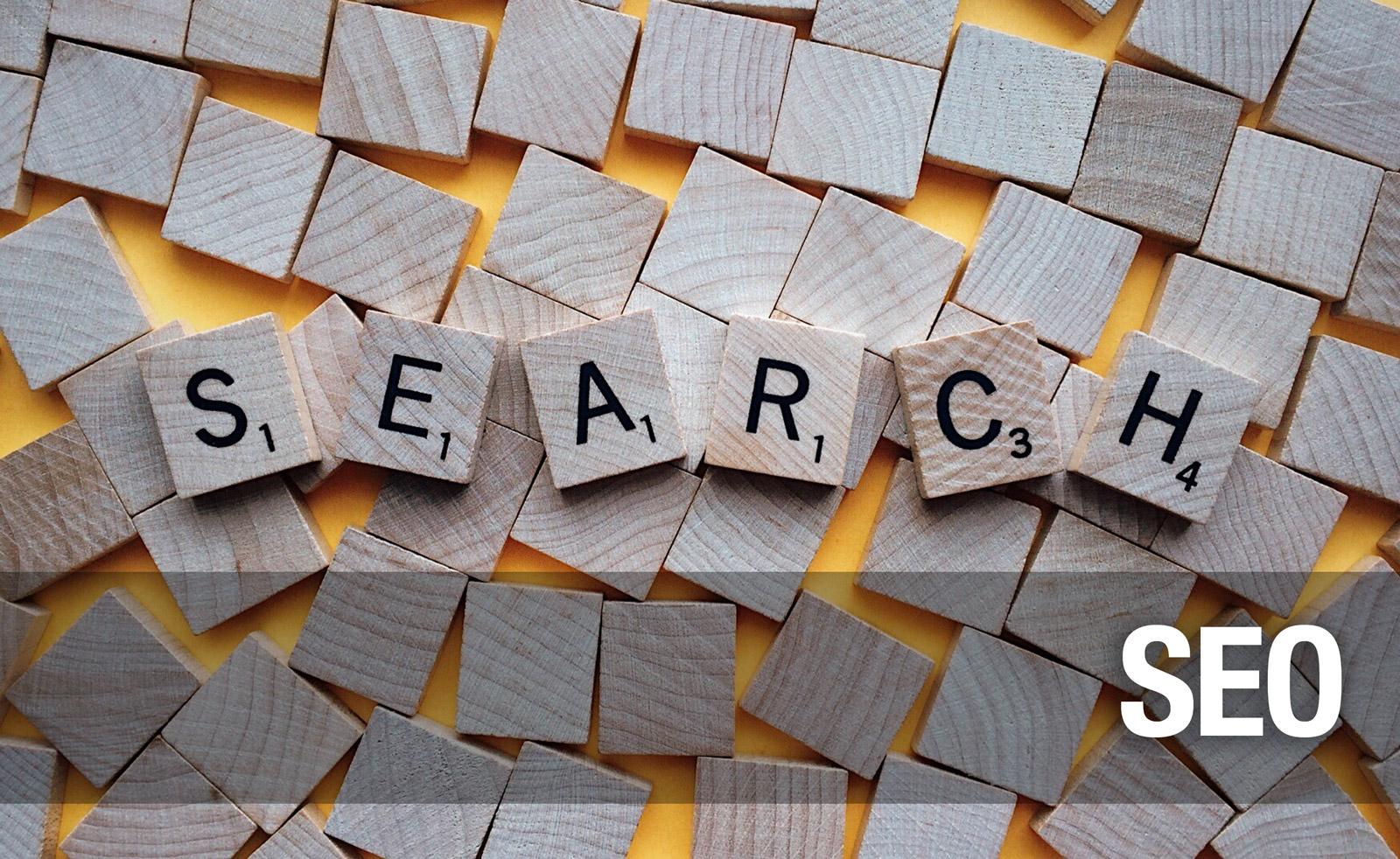 search engine optimisation blocks