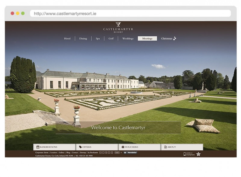 Castlemartyr Resort, Cork IE
